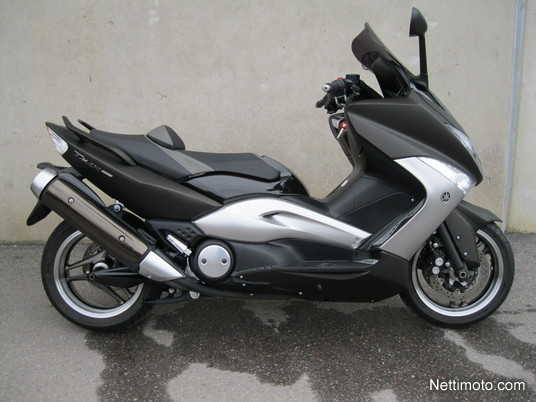 yamaha t max 500 cm 2011 raisio scooter nettimoto. Black Bedroom Furniture Sets. Home Design Ideas