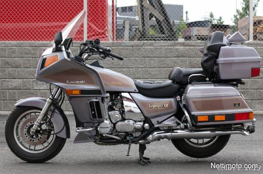 Kawasaki ZG Voyager XII 1200 1 200 cm³ 1991 - Vantaa - Motorcycle