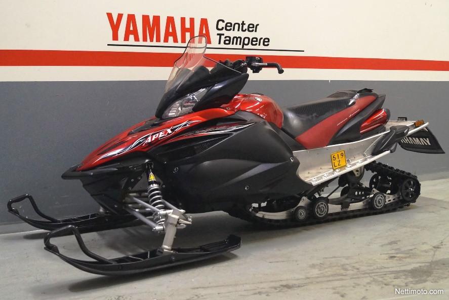 Yamaha apex xtx eps poistomyynti 1 000 cm 2011 tampere for Used yamaha apex for sale