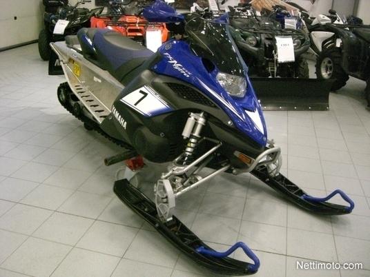 Yamaha Fx Nytro Xtx 1 000 Cm U00b3 2009 - Kuopio