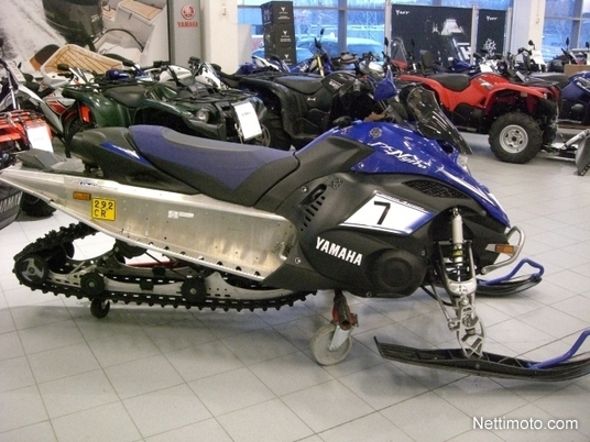 Yamaha Fx Nytro Snow Bike Price