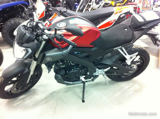 yamaha mt 125 service manual