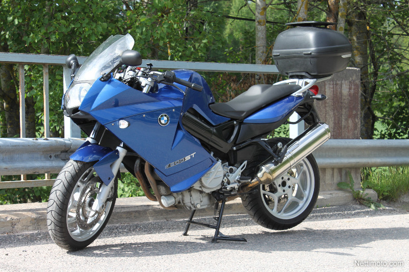 2007 Bmw F800st Total Motorcycle Autos Post