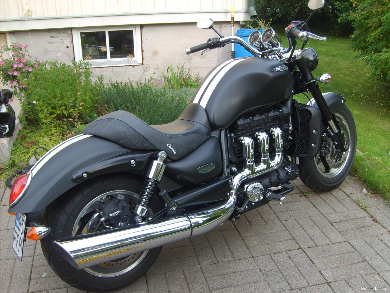 triumph rocket iii roadster 2 300 cm 2014 vaasa motorcycle nettimoto. Black Bedroom Furniture Sets. Home Design Ideas