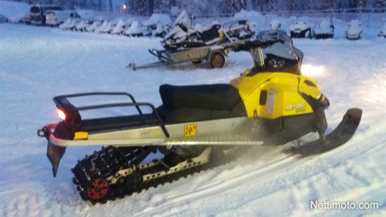 Skidoo 4 Stroke 600 For Sale Autos Post
