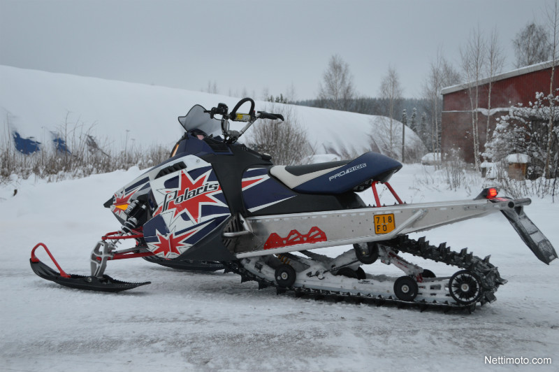 Polaris 800 Switchback Assault 144 Retro 800 cm³ 2013  Hausjärvi  Snow Mobi
