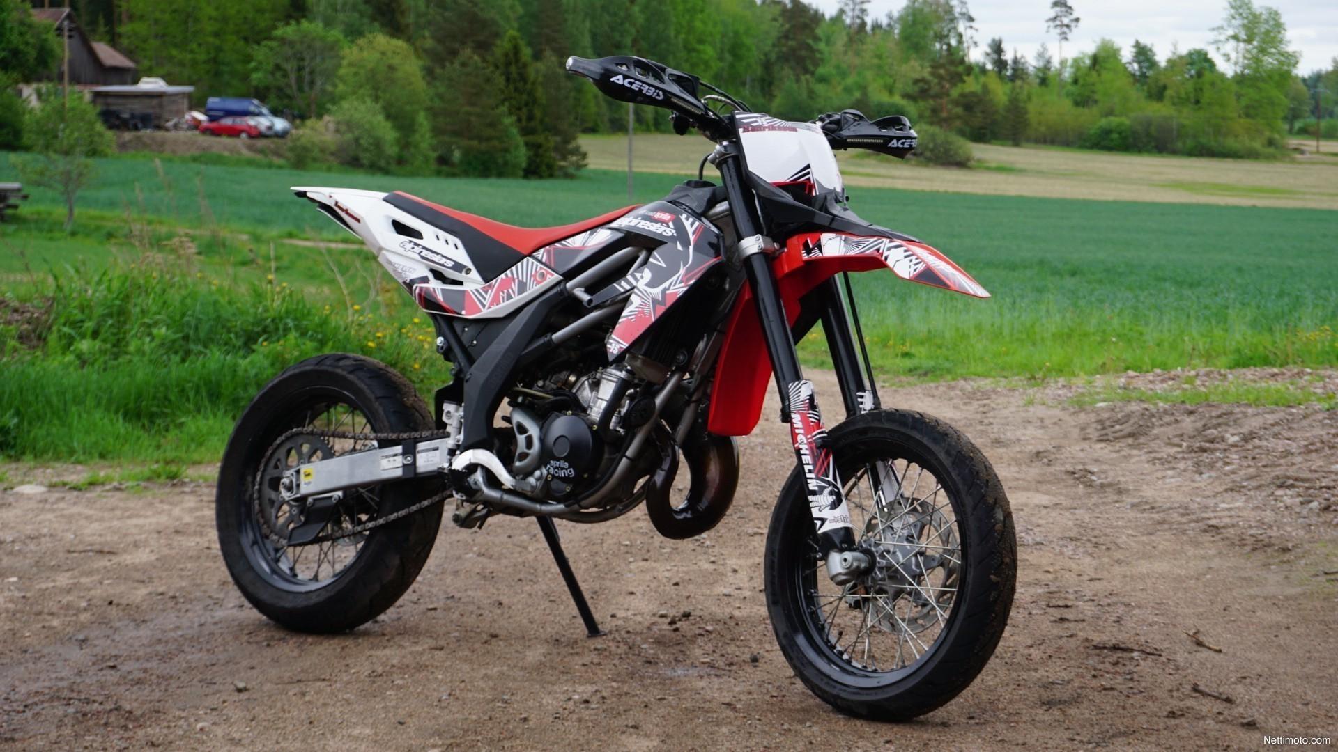 Aprilia SX 125 125 cm³ 2010 - Sastamala - Moottoripyörä