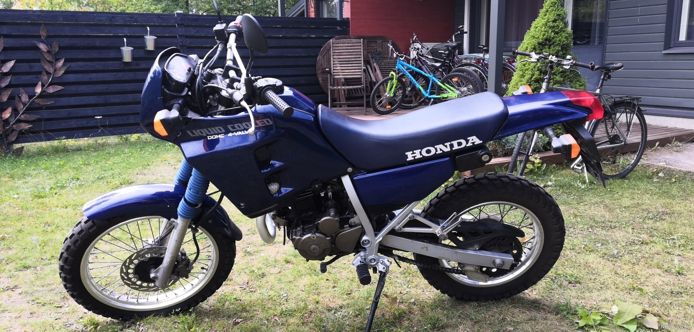 Honda NX 250 Dominator 250 cm³ 1998 - Hyvinkää