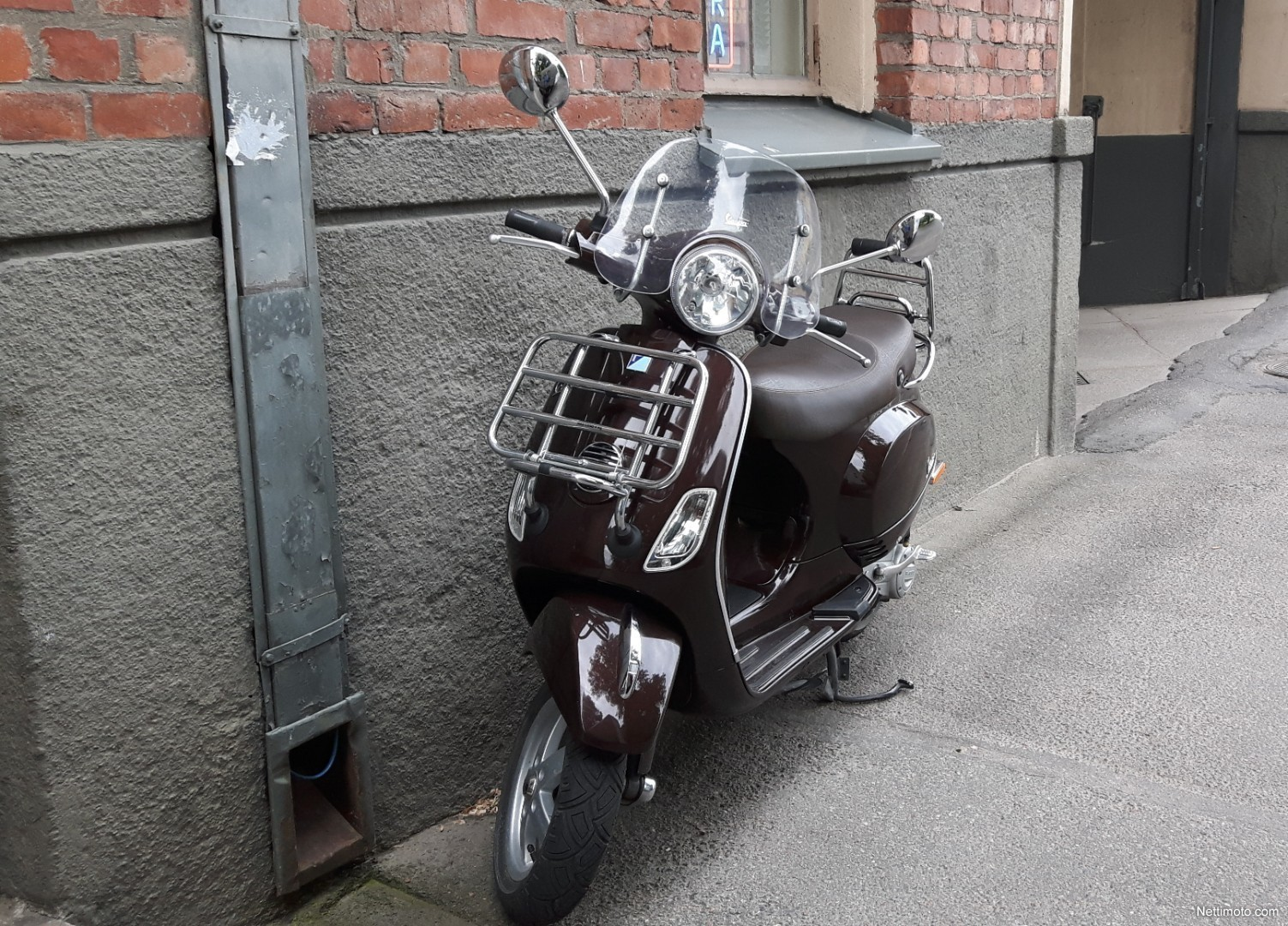 Gebrauchte Vespa LX 50 2T Touring Motorräder kaufen