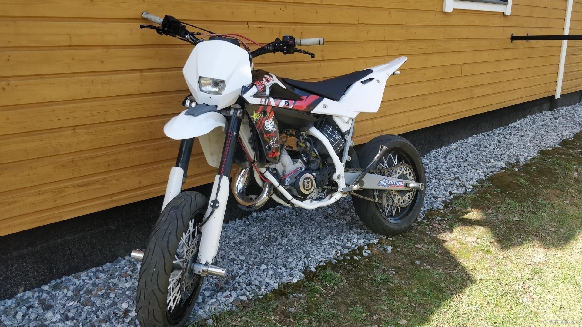 Husqvarna WR 125 125 cm³ 2009 - Juankoski - Moottoripyörä