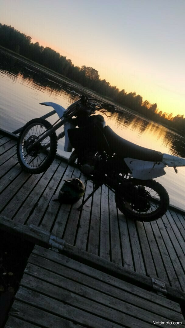 Kawasaki Kdx 125 Cm U00b3 1993 - Tornio - Motorcycle