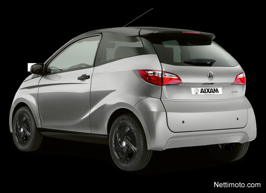 Hubcap Tire And Wheel >> Aixam Coupe Coupe Evo Abs Rahoituksella Esim 268 Kk 500