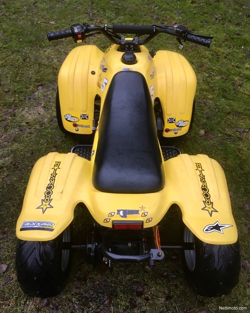 Adly moto Silver Fox 50 cm³ 2004 - Kirkkonummi - All