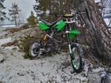 Samurai cross 150cc