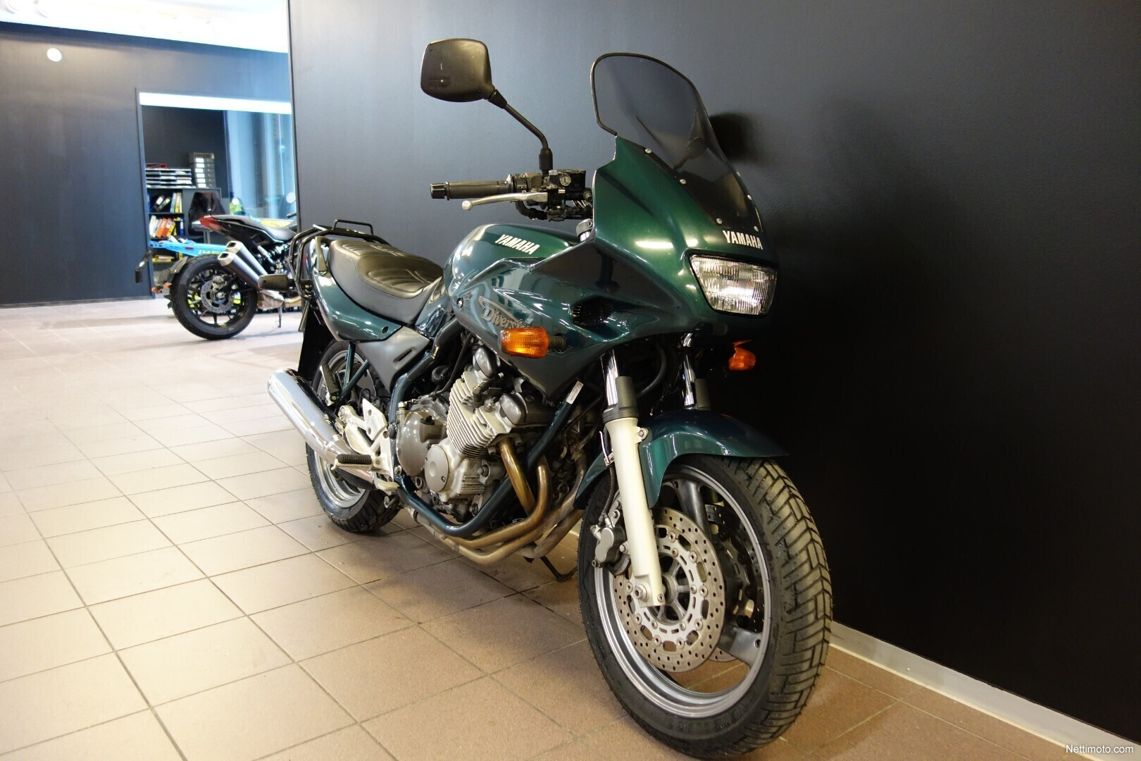 1997 Yamaha XJ600N Cafe Racer - Yamaha XJ 600 N 1997