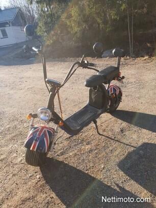 E-scooter -