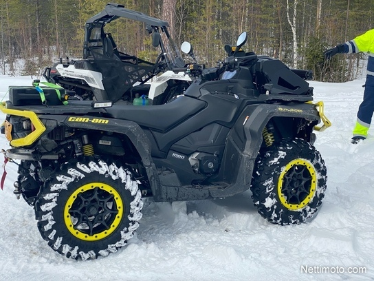 Can-Am Outlander Max
