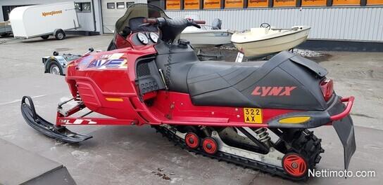 Lynx Rave Sport - Moottorikelkka