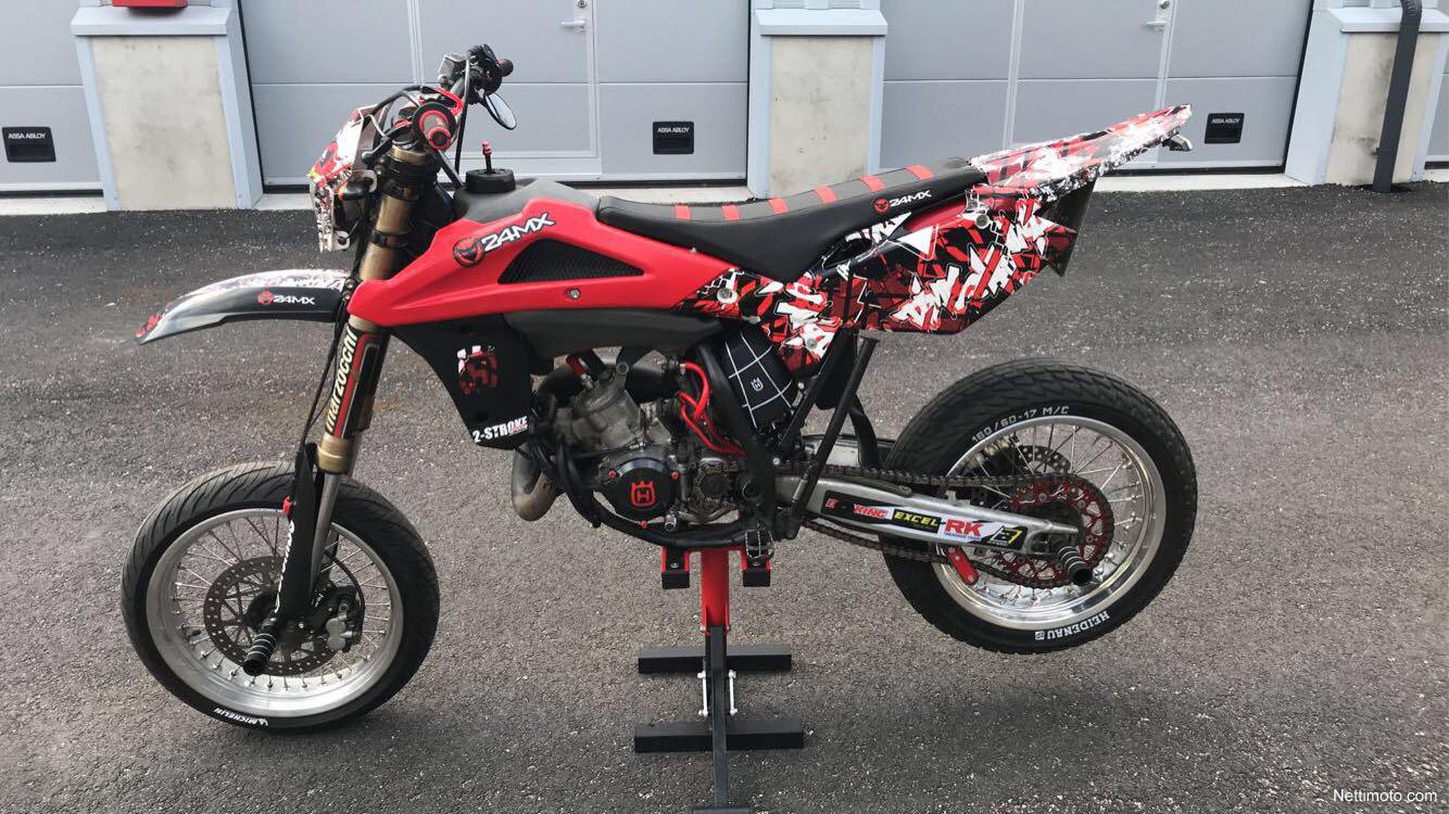 Husqvarna WR 125 125 cm³ 2005 - Jämsä - Moottoripyörä