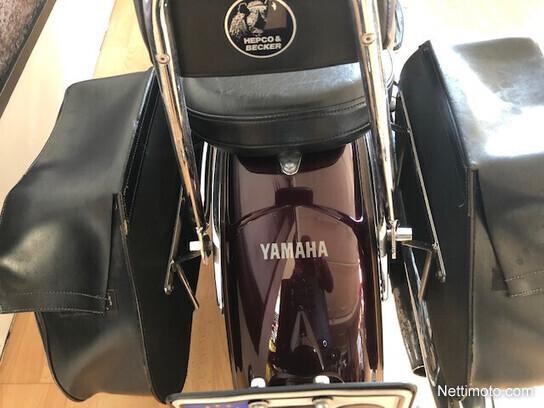 Yamaha XV Custom/Chopper/Cruiser 1600 Wild Star
