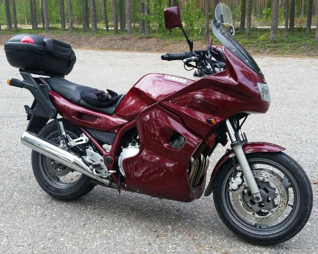 Yamaha XJ 900S Diversion :: Opinie motocyklistów