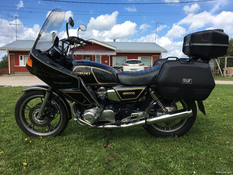1988 Suzuki GS 1100 G - Moto.ZombDrive.COM