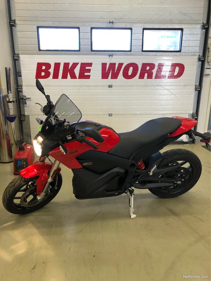 Zero Moottoripyörä
