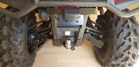 Trapper 550 Traktorimönkijä