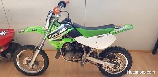 Kawasaki KX 2010, ,