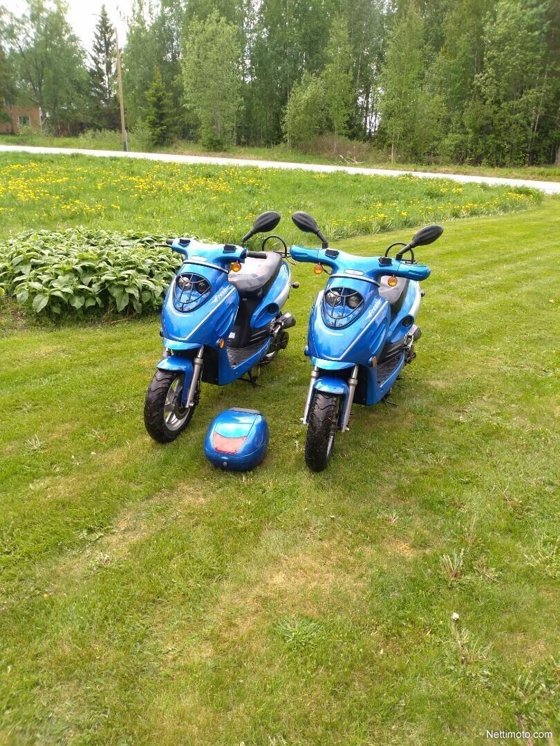 Baotian BT49QT-20 - - Rigtig god dagligdags scooter