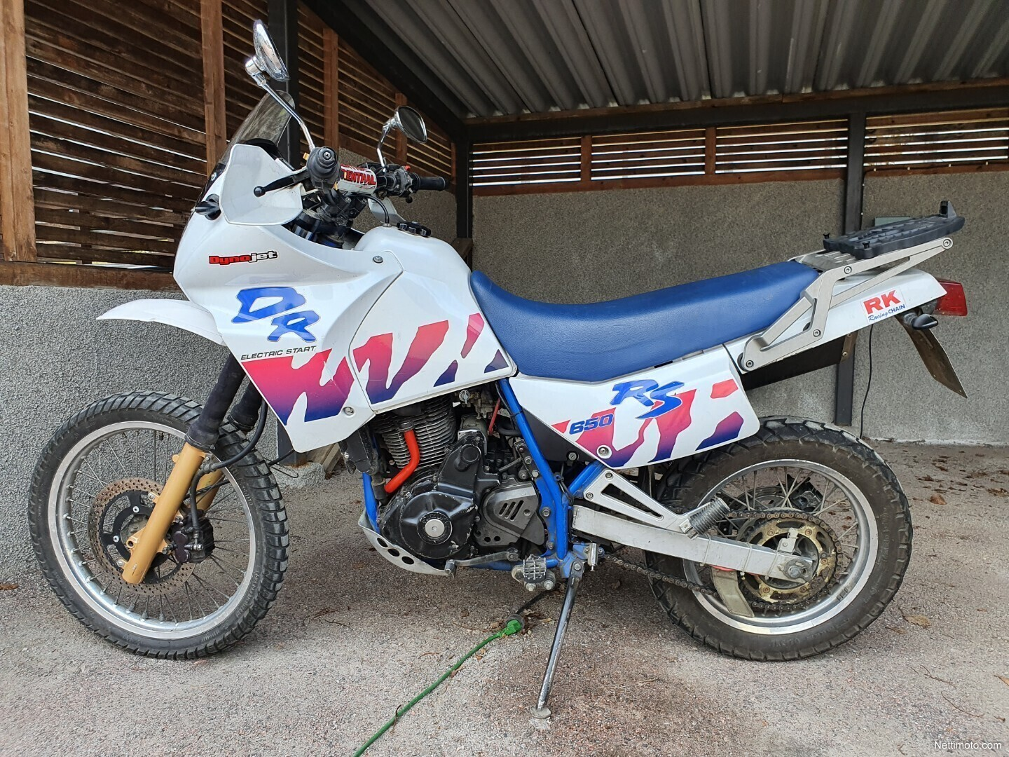 1991 Suzuki DR 650 (With images)