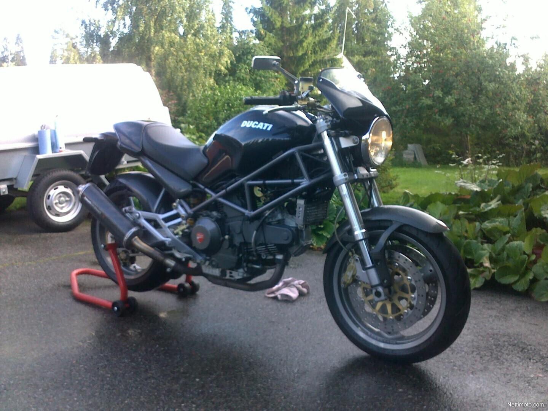 Ducati Monster 900 S.i.e 900 cm³ 2000 - Jyväskylä - Moottoripyörä - Nettimoto