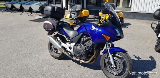 Honda CBF 2005, ,