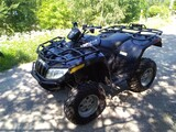 Arctic Cat 650 H1 LE