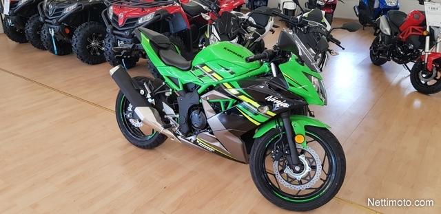 Kawasaki Ninja Katu/Matka/Sport 125