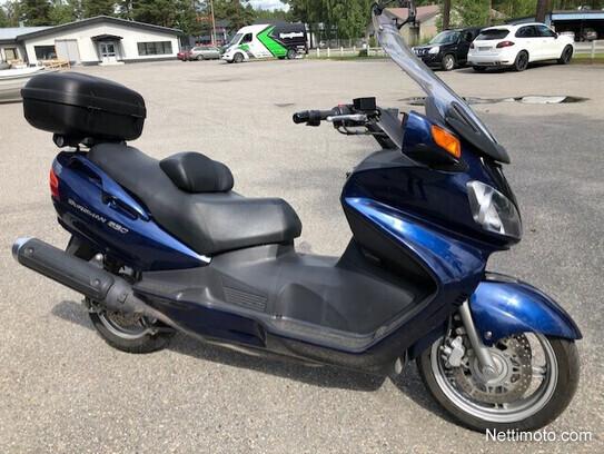 Suzuki AN 2002, ,