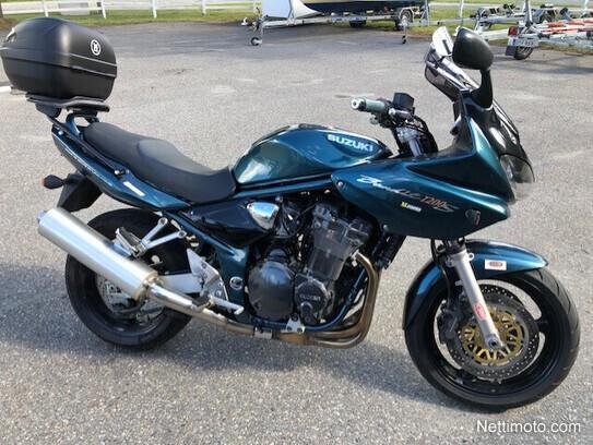 Suzuki GSF 2003, ,