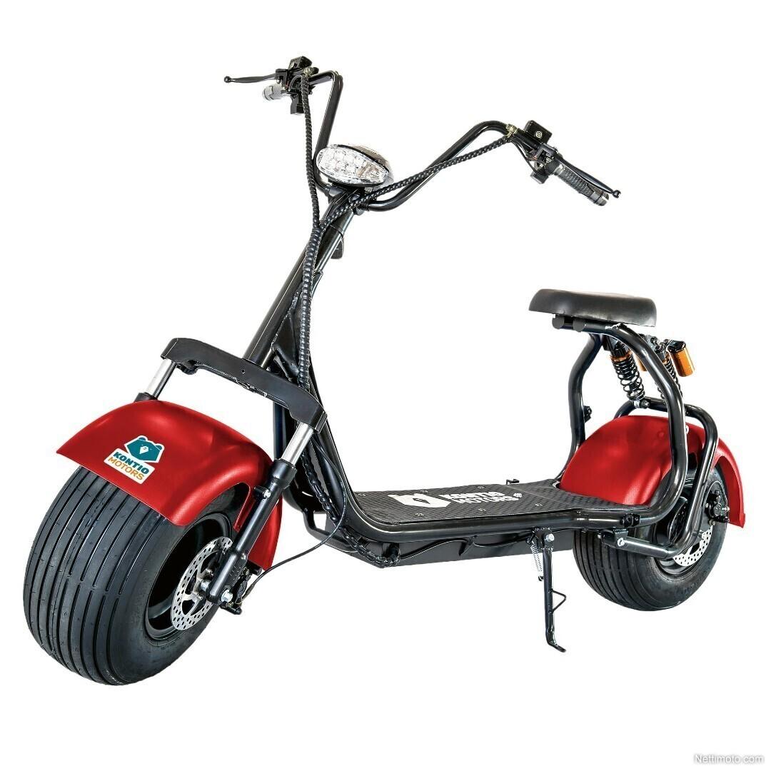 Kontio Motors Kruiser Sähköpotkulauta Premium Pack
