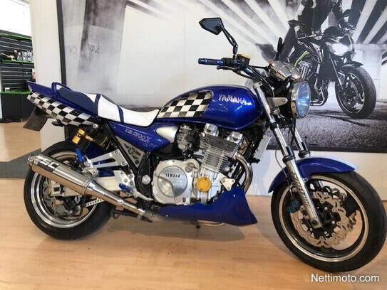 Yamaha XJR 2000, ,