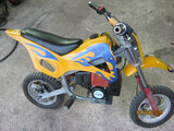 Samurai cross 50cc