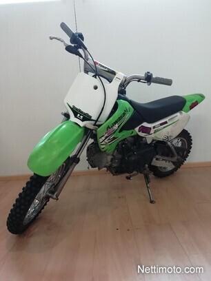 Kawasaki KLX 2008, ,