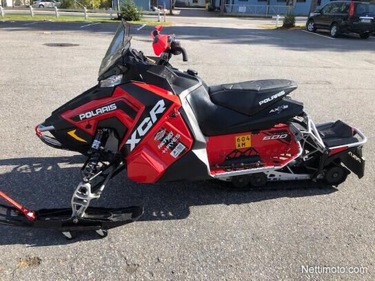 Polaris XCR Sport - Moottorikelkka