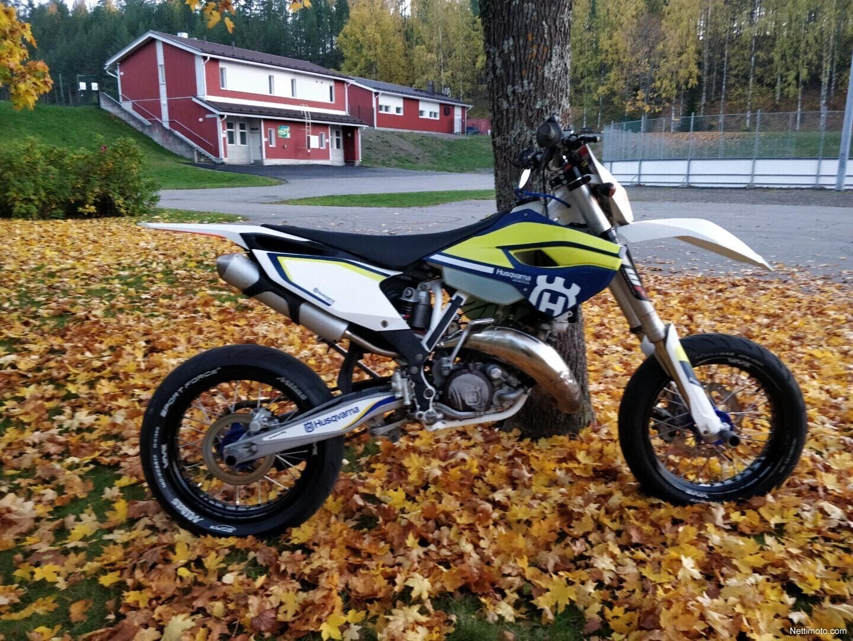 Husqvarna WR 125 125 cm³ 2008 - Lappeenranta