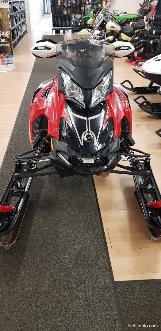 Lynx RE Sport - Moottorikelkka