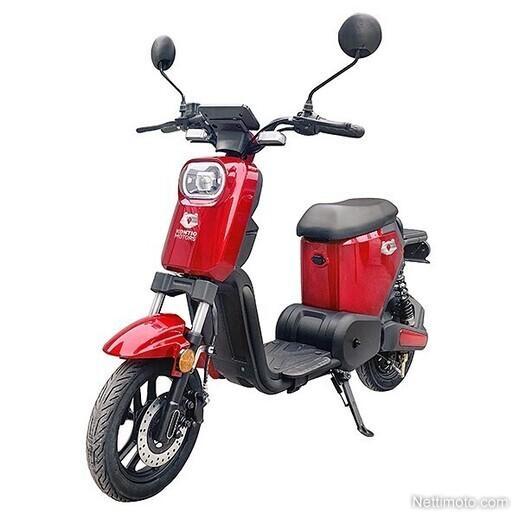 Kontio Motors E-Move Sähköpotkulauta