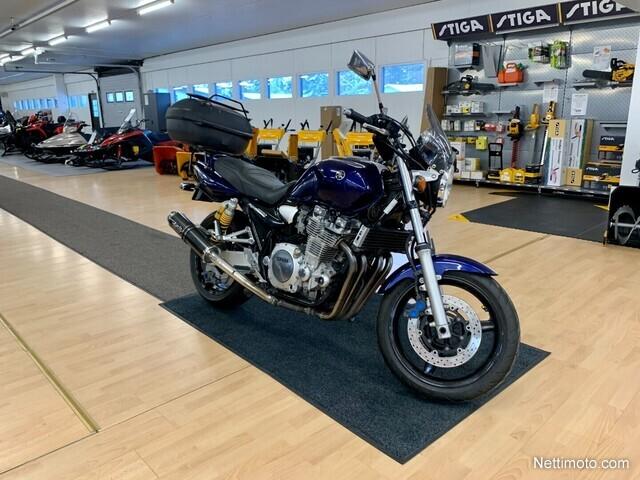 Yamaha XJR Katu/Matka/Sport 1300
