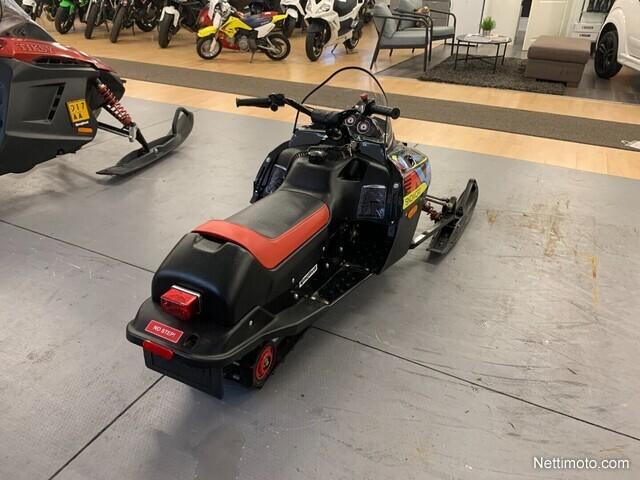 Tayga Junior Sport - Moottorikelkka