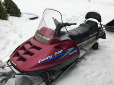 Polaris 340 Touring