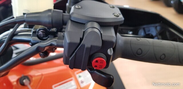 CFMoto C Force Traktorimönkijä 600 EFI EPS
