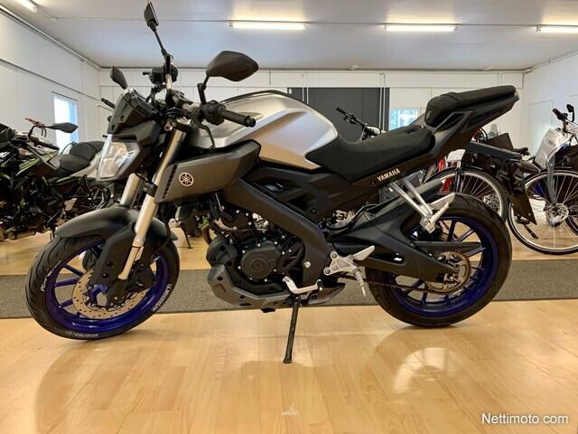 Yamaha MT-125 Katu/Matka/Sport